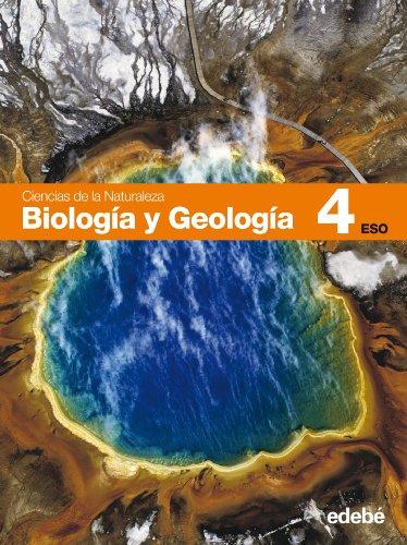 9788423688807: BIOLOGÍA Y GEOLOGÍA 4
