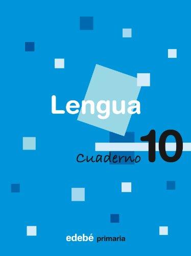 9788423688838: Cuaderno 10 Lengua - 9788423688838