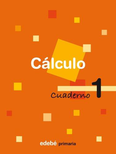 9788423688869: CUADERNO 1 CÁLCULO