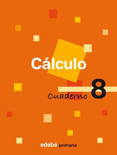 9788423688937: CUADERNO 8 CÁLCULO