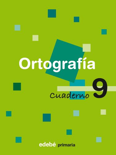 9788423689019: Cuaderno 9 Ortografía - 9788423689019