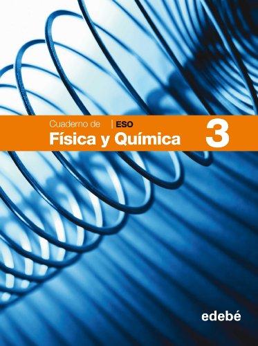 9788423689200: Física y química, 4 ESO. Cuaderno 3