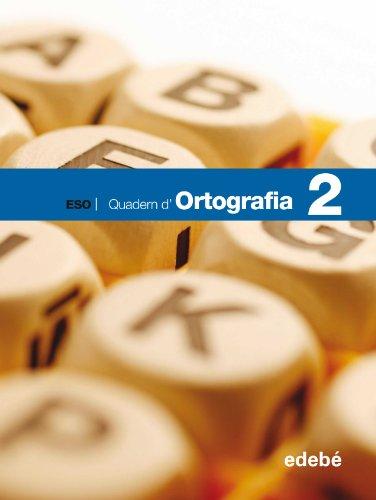 9788423689231: Quadern D'Ortografía 2 - 9788423689231