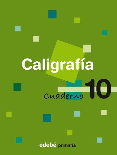 CALIGRAFIA 10 CUADERNO
