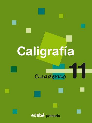 CALIGRAFIA 11 CUADERNO