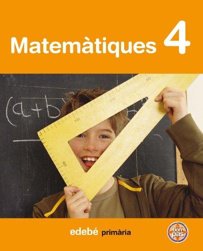 9788423691524: Matemàtiques 4 - 9788423691524