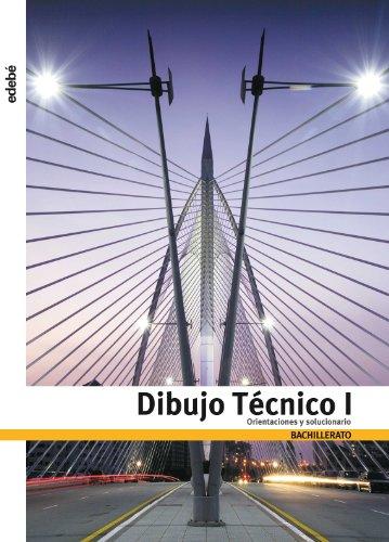 9788423692200: Orientaciónes y Solucionario Dibujo Técnico I - 9788423692200