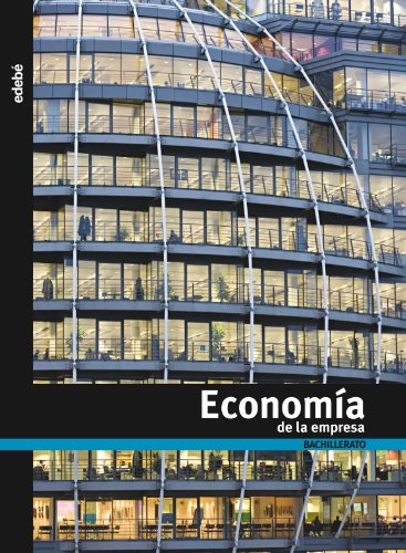 9788423692347: Economía de la empresa, Bachillerato - 9788423692347