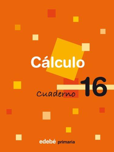9788423693672: Cuaderno 16 Cálculo - 9788423693672