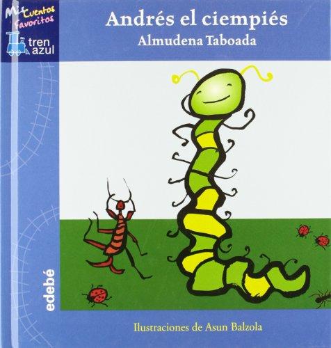 9788423694891: ANDRÉS EL CIEMPIÉS