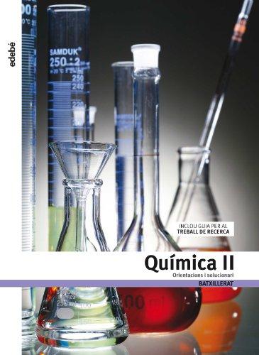 9788423694969: Orientacións I Solucionari Química II - 9788423694969