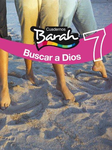 BARAH 7 BUSCAR A DIOS CUADERNO