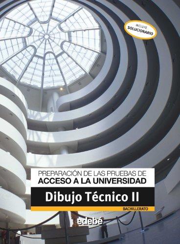 9788423695508: Preparación de las Pruebas de Acceso a La Universidad Dibujo Técnico II - 9788423695508