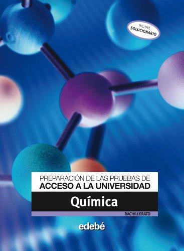 9788423695591: Preparación de las Pruebas de Acceso a La Universidad Química - 9788423695591