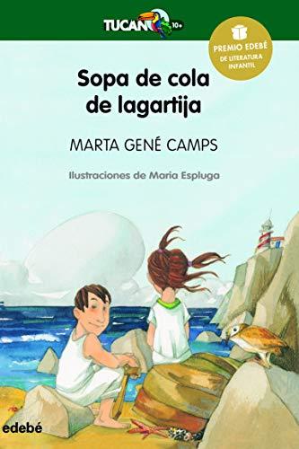 9788423695713: Sopa De Cola De Lagartija / Lizard Tail Soup (Spanish Edition)