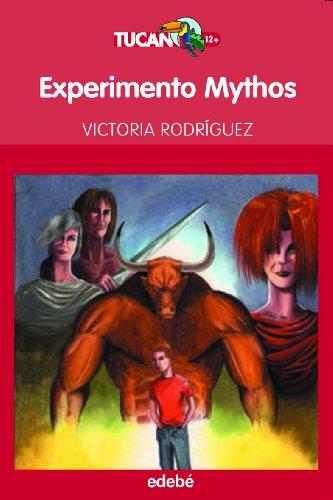 9788423695966: Experimento Mythos (TUCAN ROJO)