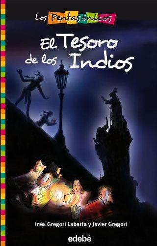 9788423696277: El TESORO DE LOS INDIOS (LOS PENTASÓNICOS)