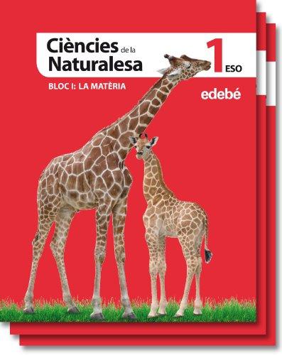 9788423696482: Ciències de La Naturalesa 1 - 9788423696482