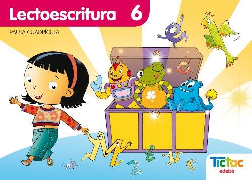 9788423696741: Lectoescritura 6 Pauta Cuadrícula - 9788423696741