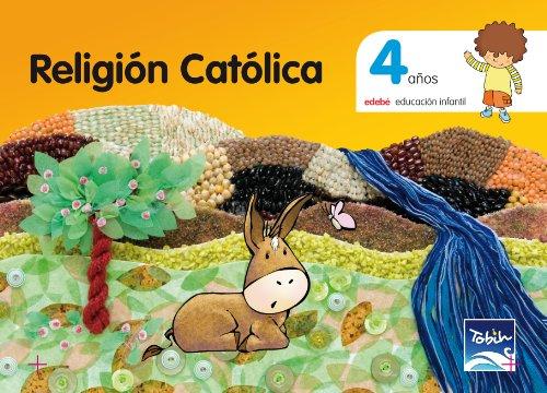 9788423696888: Religión Católica 4 Años - 9788423696888