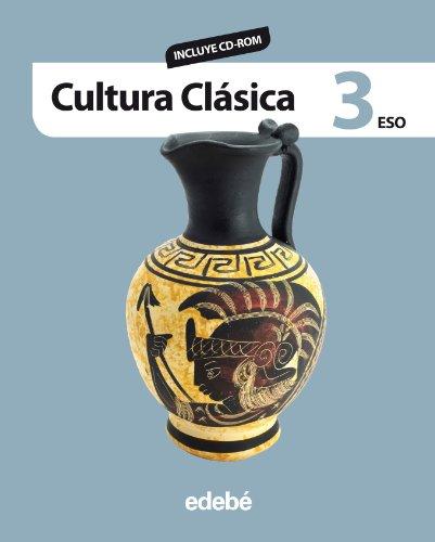 9788423697465: CULTURA CLÁSICA 3