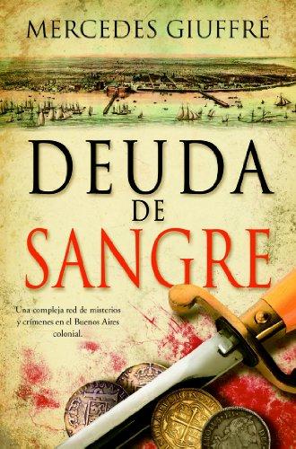 9788423697878: DEUDA DE SANGRE, de Mercedes GuiFfré (Narrativa Para Adultos)