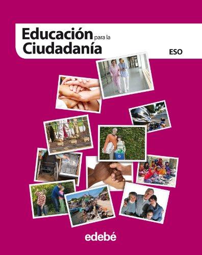 9788423697946: Educación para la ciudadanía, ESO - 9788423697946