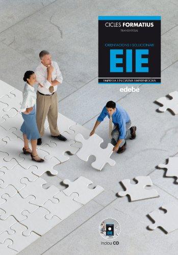9788423698141: Orientacións I Solucionari Empresa I Iniciativa Emprenedora