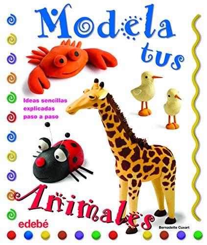 9788423698202: Modela Tus Animales Con Plastilina