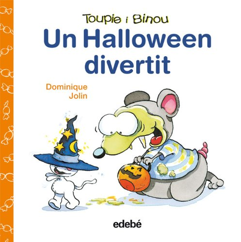 9788423698387: Un Halloween divertit (Toupie i Binou)