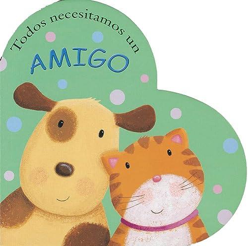 9788423699360: Todos necesitamosun amigo (Spanish Edition)
