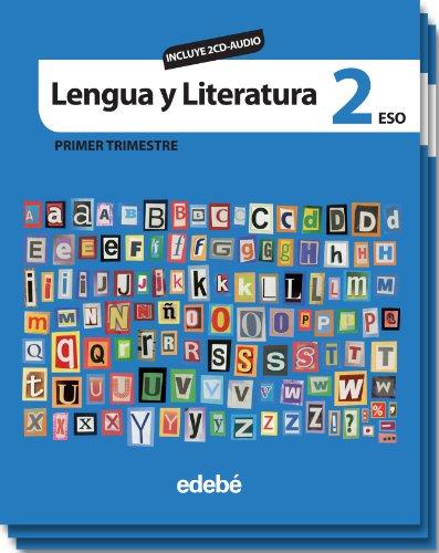 9788423699599: LENGUA Y LITERATURA 2 (INCLUYE 2 CD AUDIO) - 9788423699599