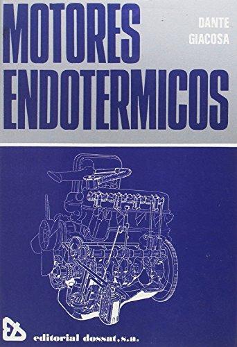 9788423703821: Motores endotermicos