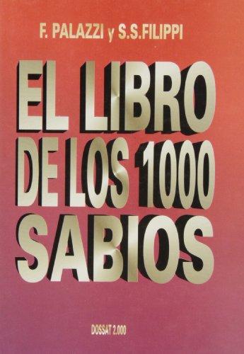 El libro de los 1000 sabios: F. Palazzi; S.