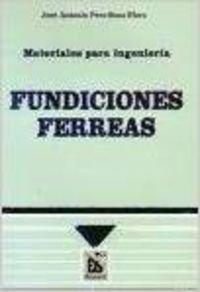 Fundiciones férreas: Pero-Sanz Elorz, José