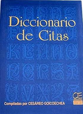 9788423708376: Diccionario de citas