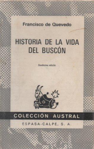 Historia de la vida del Buscón Nº24: Francisco de Quevedo