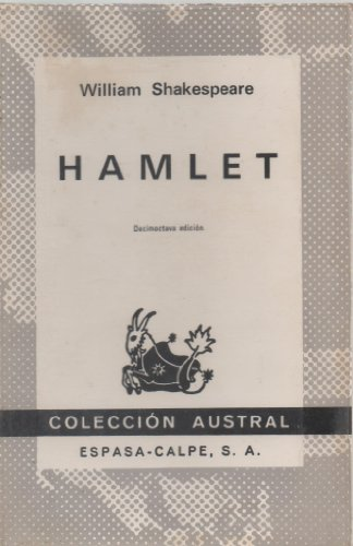 9788423900275: Hamlet