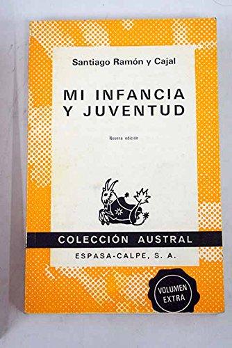 9788423900909: Mi infancia y juventud (Colección austral ; no. 90) (Spanish Edition)