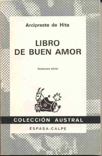 Libro del buen amor: Ruiz, Juan, Arcipreste