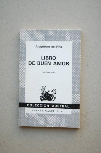 9788423900985: Libro de Buen Amor (Spanish Edition)