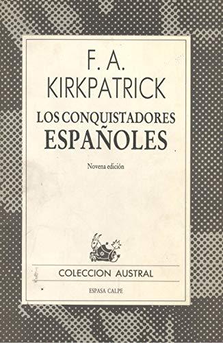 9788423901302: Conquistadores españoles.los