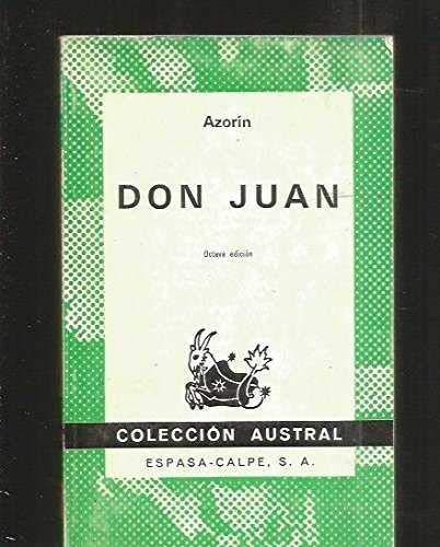 Don Juan: Azorin