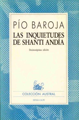 LAS INQUIETUDES DE SHANTI ANDIA: Baroja, Pio