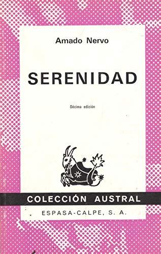 9788423902118: Serenidad