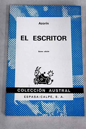 Azorin-el escritor: Azorin