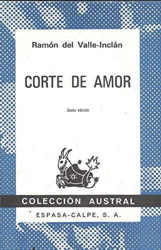 Corte De Amor (Spanish Edition): Valle-Inclan