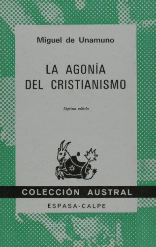 La agonía del cristianismo: Gustavo Adolfo Becquer