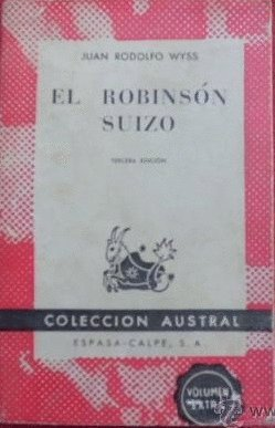 9788423904372: El robinson suizo
