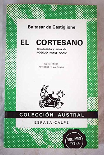 9788423905492: Cortesano, el